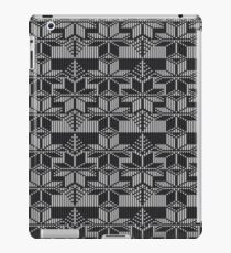 Winter knit  iPad Case/Skin