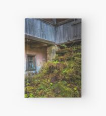 Rural scene Hardcover Journal