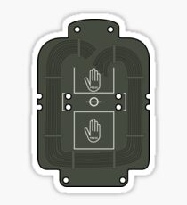 Breaching Charge Set Sticker