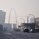 North Broadway Arch by rebeccaeilering