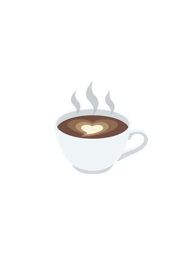 Coffee Emoji by stamus