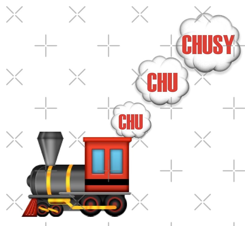 Chu Chu CHUSY Emoji - Clear Background by broadwaybound