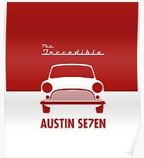 The Incredible Austin Seven! Poster