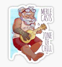 Merle - The Adventure Zone Sticker