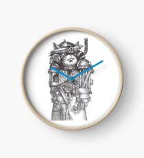 STEAM MAN Clock