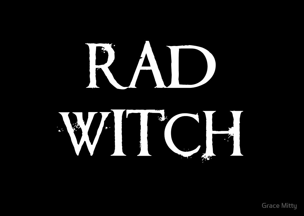 Good witch or bad witch? by Grace Mitty
