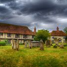 All Saint's Churchyard by Nigel Bangert