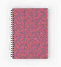 Pink Daleks Spiral Notebook