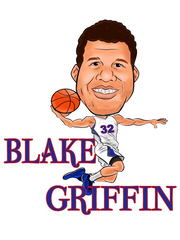 Blake Griffin design by chan20