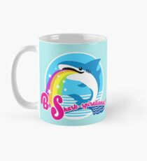 Be Shark-spirational! Mug