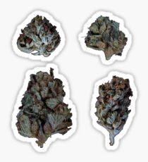 Sour Diesel #2 Sticker