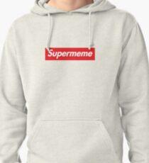 Supermeme Pullover Hoodie