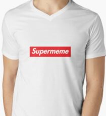 Supermeme Men's V-Neck T-Shirt