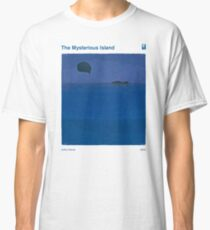 The Mysterious Island - Jules Verne Classic T-Shirt