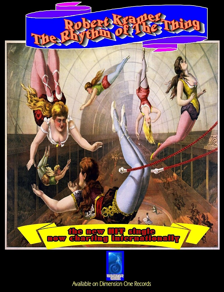 Robert Kramer -  The Rhythm of the Thing by robertkramer