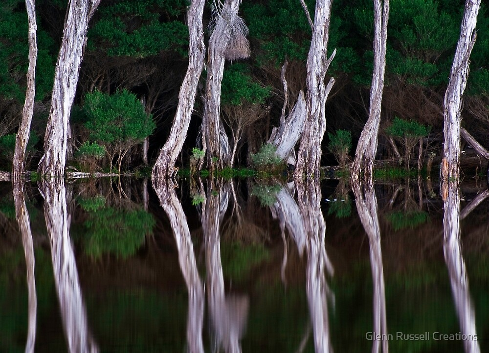 Reflections by Glenn Russell Creations