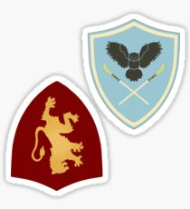 Shields of Tortall Sticker