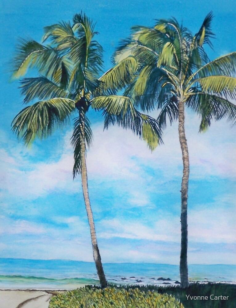 Oahu by Yvonne Carter