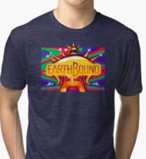 EarthBound (SNES) Tri-blend T-Shirt