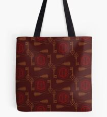 Hollywood Tower Hotel Tote Bag