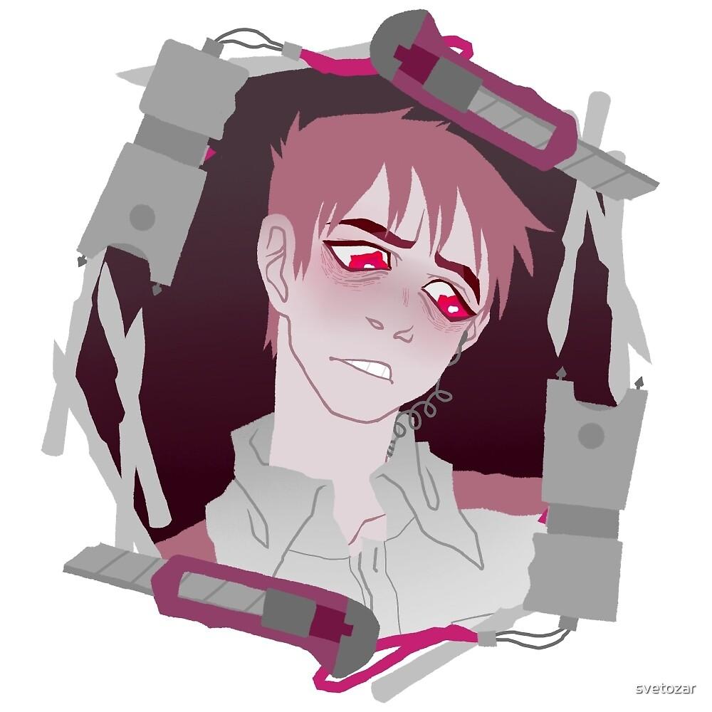 Ajin: Demi-human - Nagai Kei by svetozar