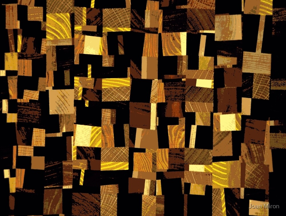 Scott's Confetti Cutting Board by Joan Miron