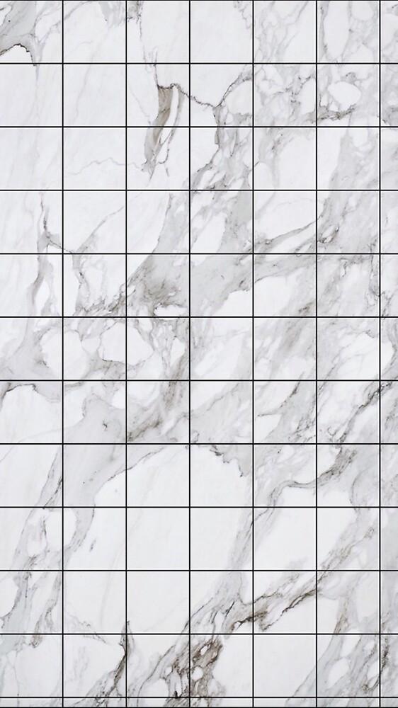 Marble Grid Aesthetic by Sophie Howard