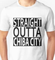 Straight Outta Chiba City T-Shirt