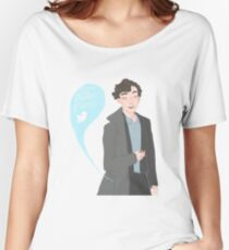 Sherlock Season 4 TST Women's Relaxed Fit T-Shirt