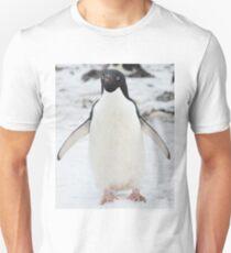 An Adelie penguin, from Antartica Unisex T-Shirt