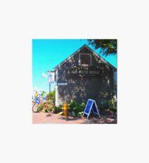 Nantucket Two-Wheeler Art Board