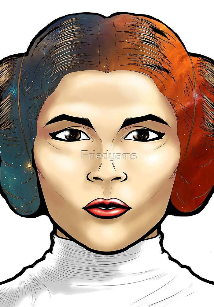 Star princess by Friedyams