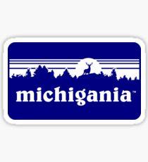 Pegatina Michigania ™