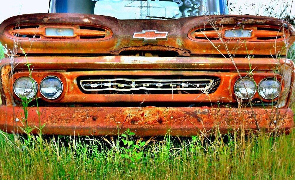 1961 Chevrolet Apache 10 by LisaWootenPhoto