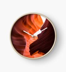 Keyhole Clock