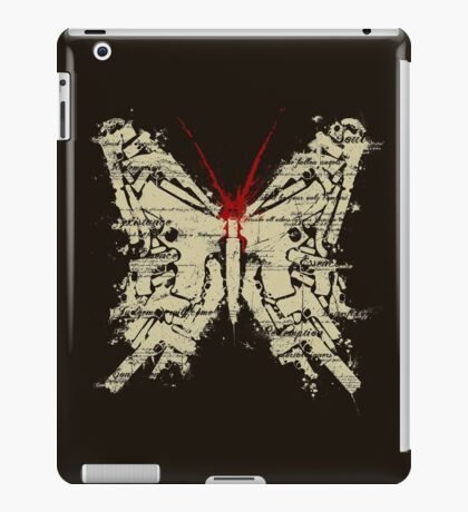 Deadly Species - Butterfly iPad Case/Skin