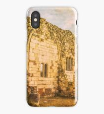 St Oswalds Priory, Gloucester iPhone Case/Skin