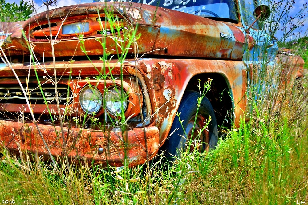 1961 Chevrolet Apache 10 3 by LisaWootenPhoto