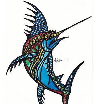 Marlin  by kaylaroeber