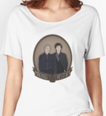 Sherlock And John - Making History Women's Relaxed Fit T-Shirt