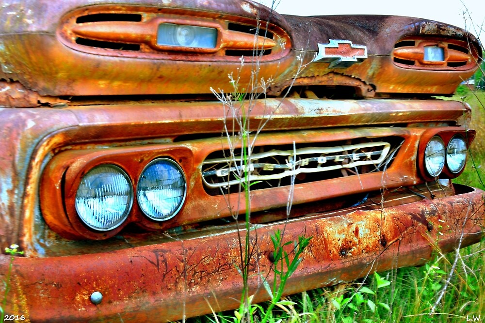 1961 Chevrolet Apache 10 2 by LisaWootenPhoto