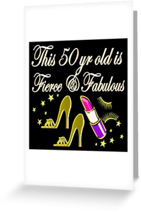 GOLD AND GLITZY 50TH BIRTHDAY DESIGN By JLPOriginals