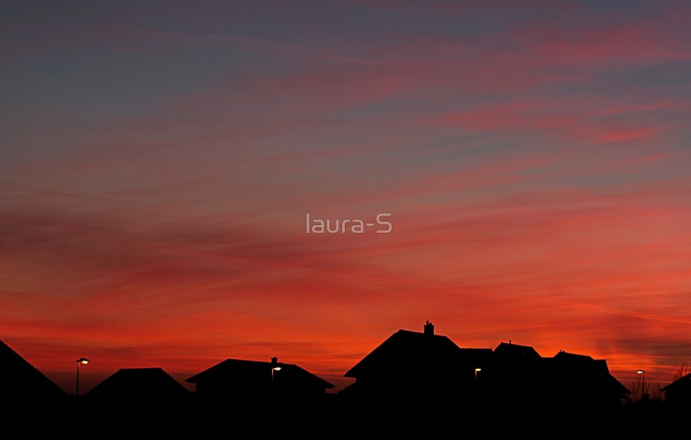 evening atmosphere by laura-S