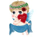 Taemin Cupid Valentine's Day by Genchaii