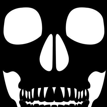 Totenkopf skull by dmayr