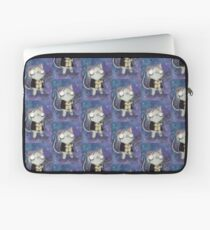 Zombie Han Solo Cat Laptop Sleeve