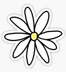 tumblr daisy Sticker