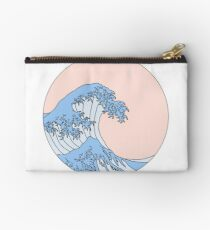 aesthetic wave Studio Pouch