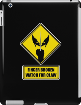Watch for Claw! by R-evolution GFX