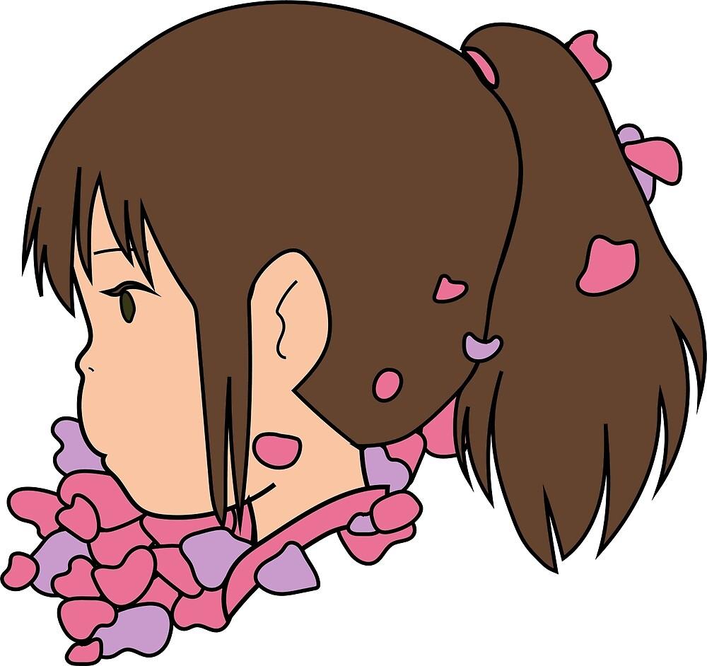 In bloom (Chihiro) by Ana Gómez García